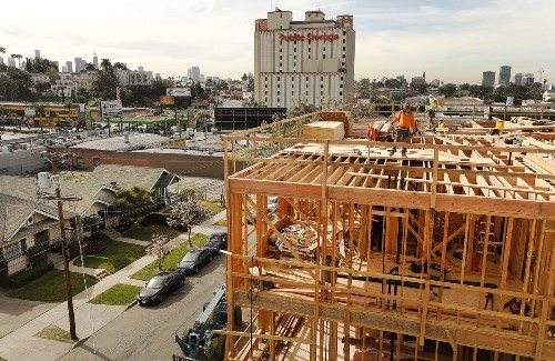 Build 10,000 houses for homeless in 10 years? L.A. is closer, but it'll have to stretch funds