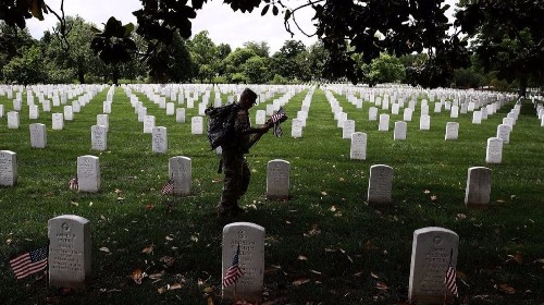 Memorial Day: The number of Americans who have died in battle since the Revolutionary War - Los Angeles Times