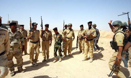 Iraqi army stalls in bid to retake Tikrit - Los Angeles Times