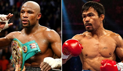Waiter has a hand in Floyd Mayweather-Manny Pacquiao matchup - Los Angeles Times