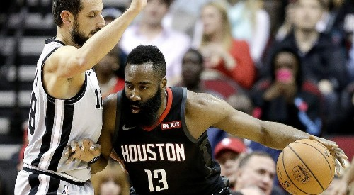 NBA Fastbreak: James Harden continues to put on a show, ties career-high 61 points