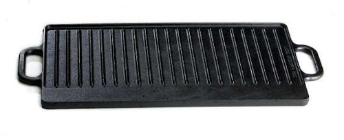 Kitchen gadget: The grill pan/griddle