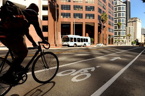 San Diego's streets are about to become a lot more bike-friendly