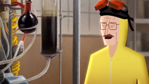 'Breaking Bad' gets animated and Disney-fied in online short - Los Angeles Times