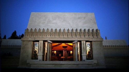 Frank Lloyd Wright's Hollyhock House becomes L.A.'s first UNESCO World Heritage Site