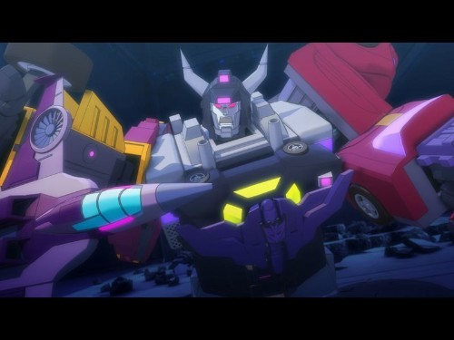 New animated series 'Transformers: Combiner Wars' targets a very specific audience: adults