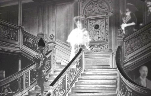 Haunting tales: Learn about the Titanic's ghosts during October tours