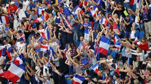 France could be first country to hold men's and women's World Cup titles at same time