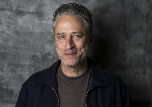 Nobody punctures blowhards better than Jon Stewart on 'The Daily Show' - Los Angeles Times