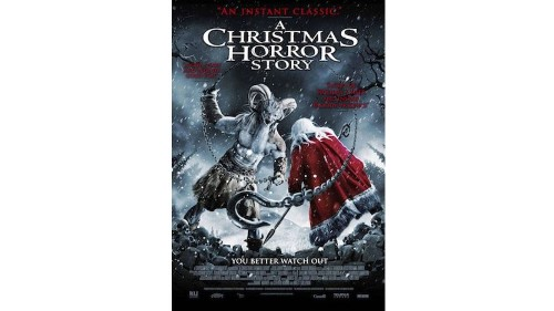 'A Christmas Horror Story' leaves eerie gift in your stocking