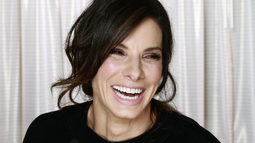 Sandra Bullock is People's most beautiful woman; 'ridiculous,' she says