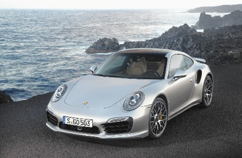 Porsche 911 Turbo S takes superlatives into the fast lane - Los Angeles Times