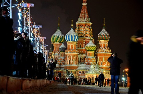 Since Sochi games, Russia has gained territory, but not many tourists - Los Angeles Times