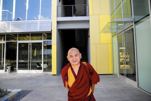 Meet the man who got the Dalai Lama to Orange County for his 80th birthday