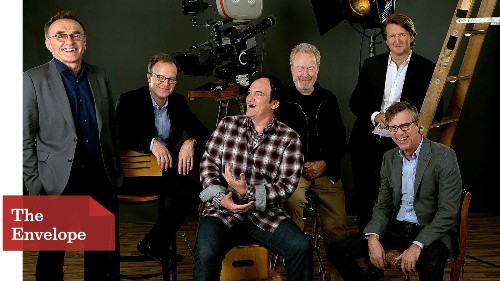 We gathered six directors, including Quentin Tarantino and Ridley Scott, in a room. Here's what they said.