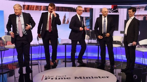 And then there were four: a primer on the race in Britain to succeed Theresa May