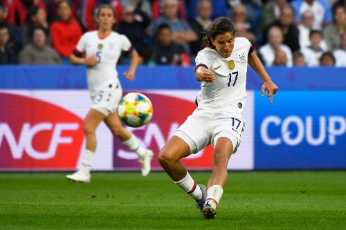 Women's World Cup live updates: U.S. takes an early 1-0 lead over Spain