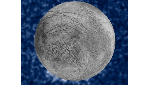 Geysers of water vapor shooting from Europa could offer taste of ocean within