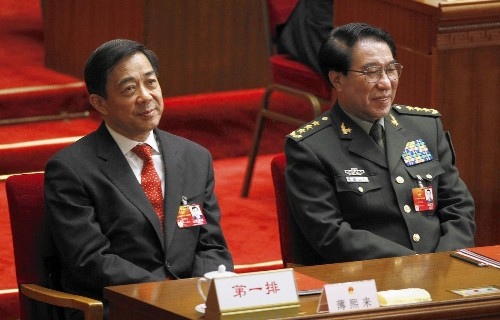 Chinese leader takes broad yet selective aim at corruption