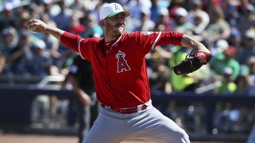David Fletcher has a pair of hits but Angels lose 6-2 to the Padres