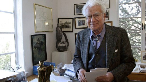 Murray Gell-Mann, Nobel-winning physicist who brought order to the universe, dies