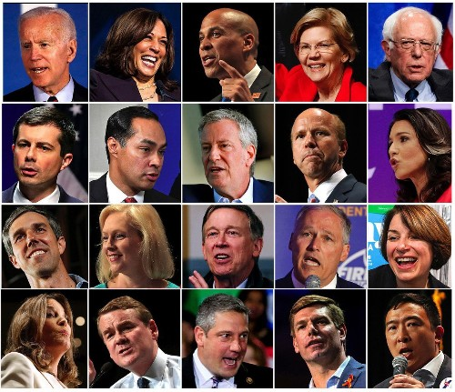The stakes are high as Democratic presidential hopefuls prepare to debate