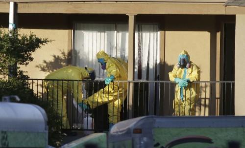 Ebola drug maker Chimerix's stock tumbles after Dallas patient dies