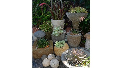 Why hypertufa gardening pots are taking over your Instagram feed