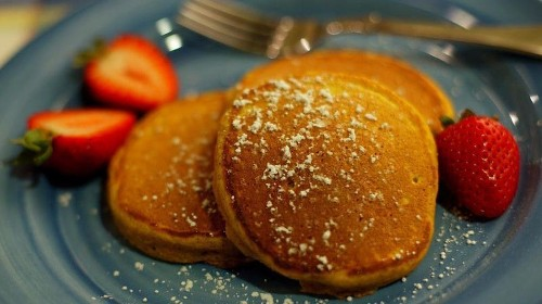 How to make the best pumpkin pancakes - Los Angeles Times
