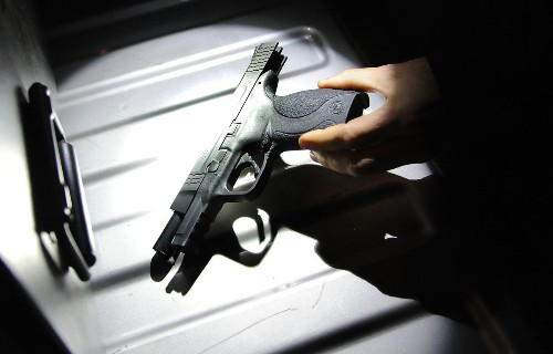 Should felons be able to own guns?