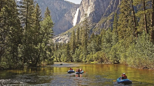 Here are five float-friendly rivers perfect for a long and lazy afternoon
