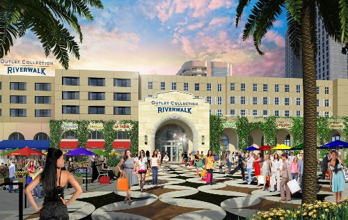 New Orleans: Designer outlet mall set to open where the tourists are - Los Angeles Times