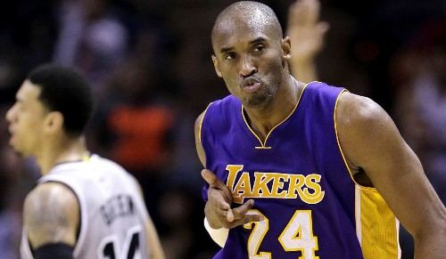 Kobe Bryant can pass Michael Jordan but is a long way from the top