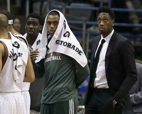 Milwaukee Bucks' Larry Sanders suspended by NBA for at least 10 games