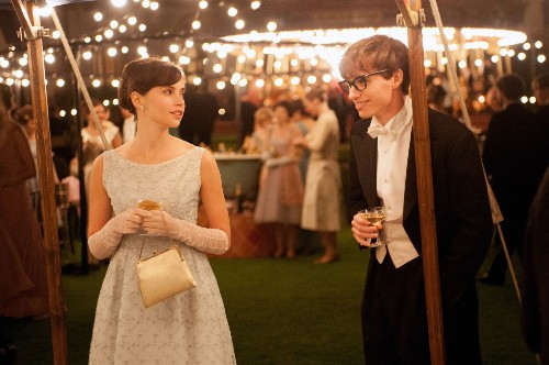 'Theory of Everything' trailer: Stephen Hawking, young and in love