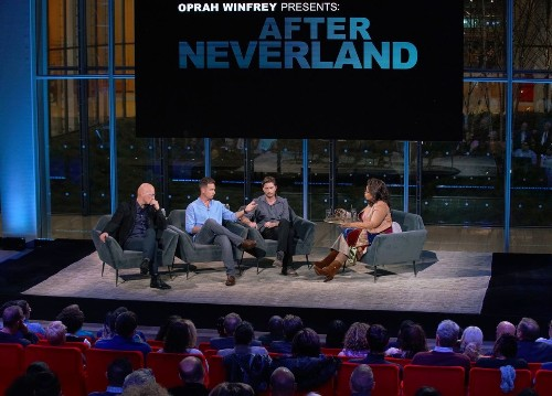 Oprah Winfrey's intense interview with Michael Jackson accusers from 'Leaving Neverland'