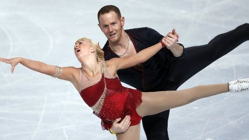 Suspended figure skater John Coughlin dies at 33 - Los Angeles Times