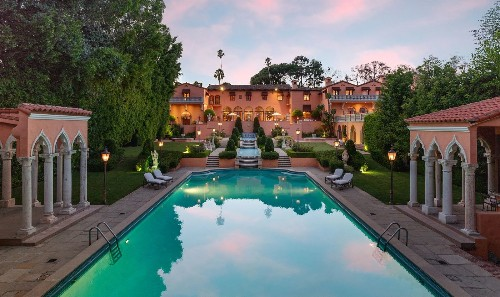 It's back: Historic Beverly House returns to market seeking $135 million