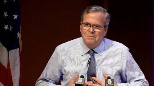 Jeb Bush elects to list Florida townhome for sale