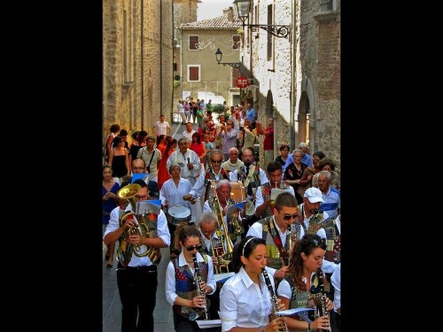 Village festivals the heart and soul of Italy
