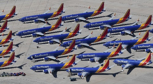 Boeing reportedly facing SEC probe over investor disclosures related to 737 Max