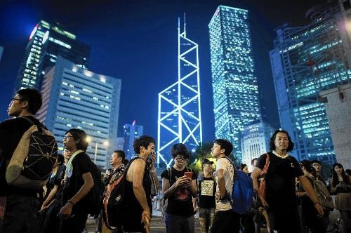 Hong Kong-China relationship is changing amid new dynamic