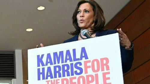 Californians hired Kamala Harris to be their senator, not a presidential candidate