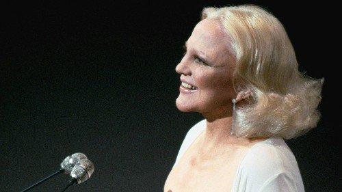 Peggy Lee seduced millions with her sultry, sophisticated purr - Los Angeles Times