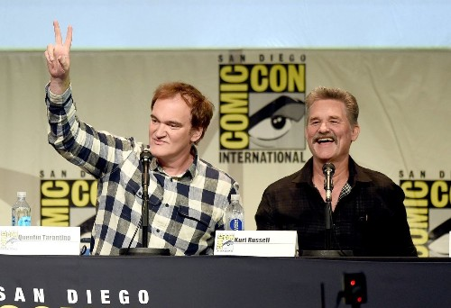 Comic-Con: Tarantino's killer panel for his bloody Western 'Hateful Eight' - Los Angeles Times