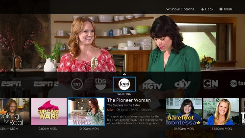 Dish unveils its slimmer, cheaper online TV service at CES - Los Angeles Times