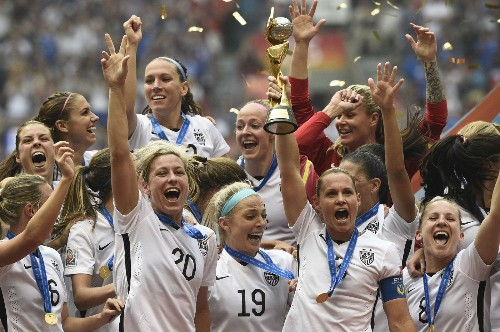 Women's World Cup final sets TV record; U.S. team to attend rally Tuesday in L.A.