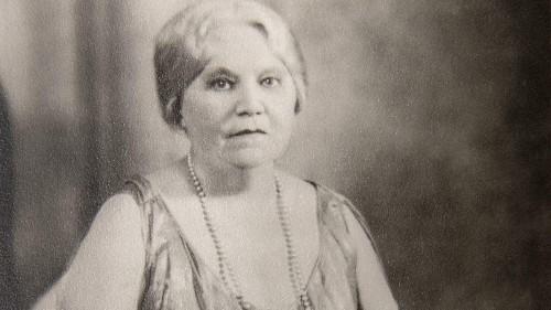 Joshua Tree and the history of Minerva Hamilton Hoyt