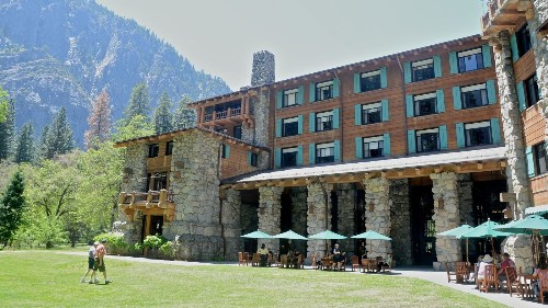 National park tips: There's no Ahwahnee in Yosemite. No Curry Village, either