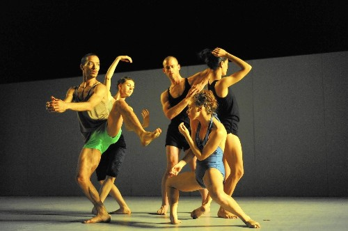 Israel's Batsheva Dance Company visits Royce Hall in celebratory mood